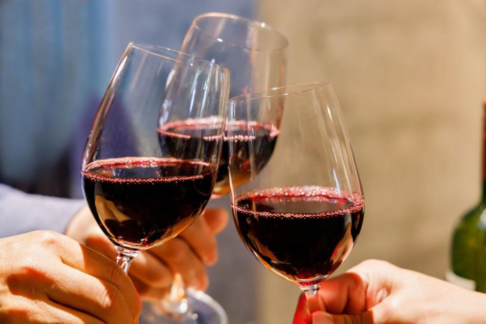 週末紅酒品嚐聚會